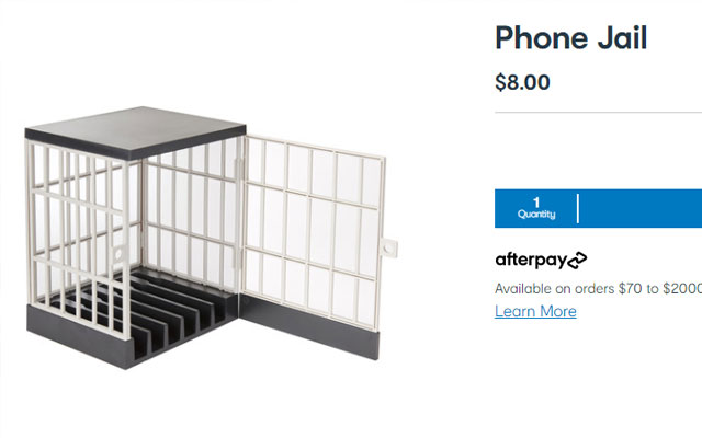 kmart website phone jail